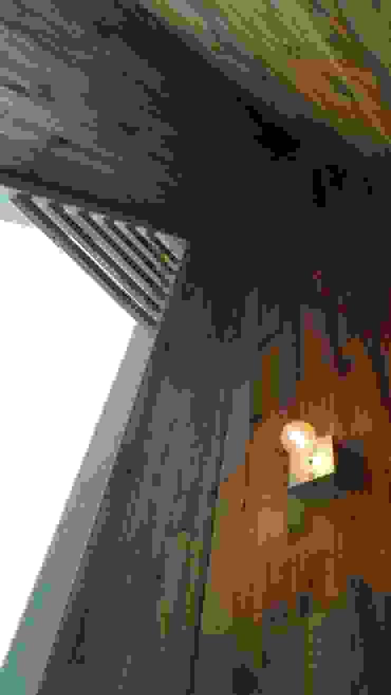 Nowoczesny balkon, taras i weranda od 건축사사무소 스무숲 Nowoczesny