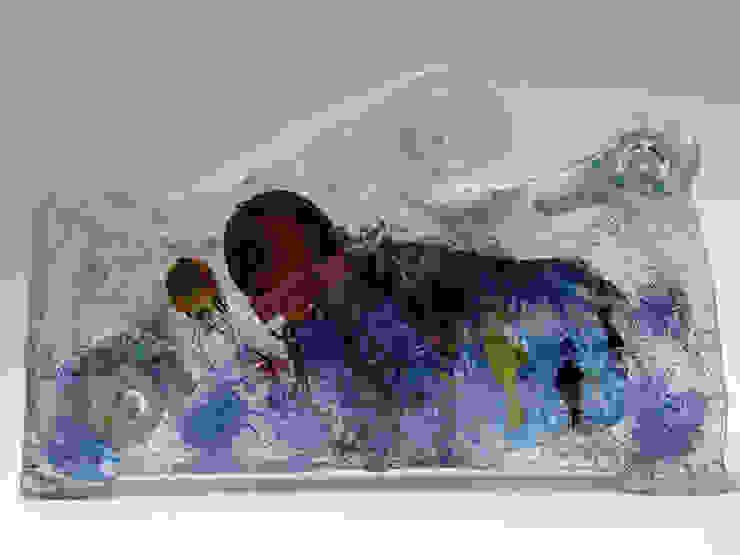 Werk van Marjan Smit Grafiek en Glas VOF Eclectisch