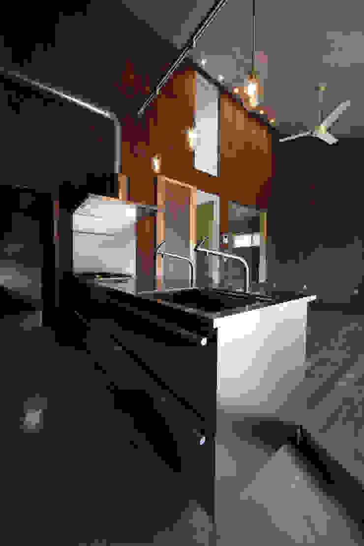 加門建築設計室 Kitchen