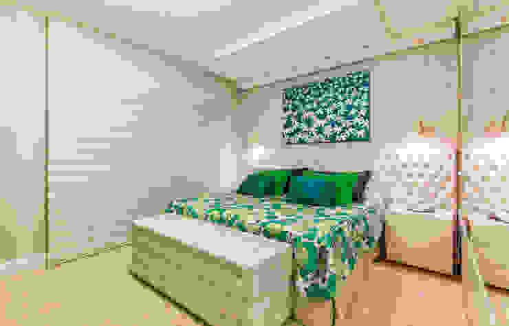 CASA Arquitetura e design de interiores BedroomAccessories & decoration