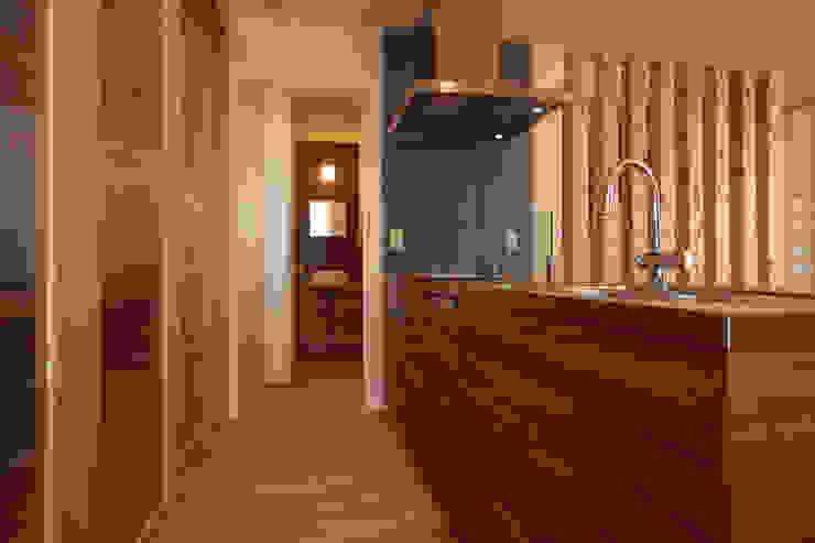 船原町の家 モダンな キッチン の 加門建築設計室 モダン