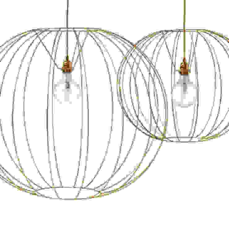 Missoni Home Bubble Gold Lamp Dust HouseholdHomewares Copper/Bronze/Brass Amber/Gold