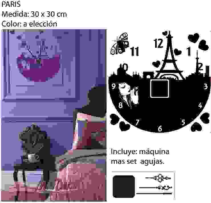 PARIS de MikDeko Moderno