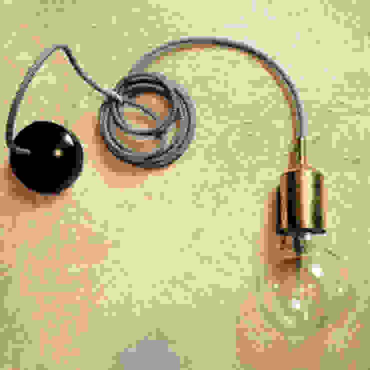 Industrial Style Brass Pendant Light Dust HouseholdHomewares Copper/Bronze/Brass Amber/Gold