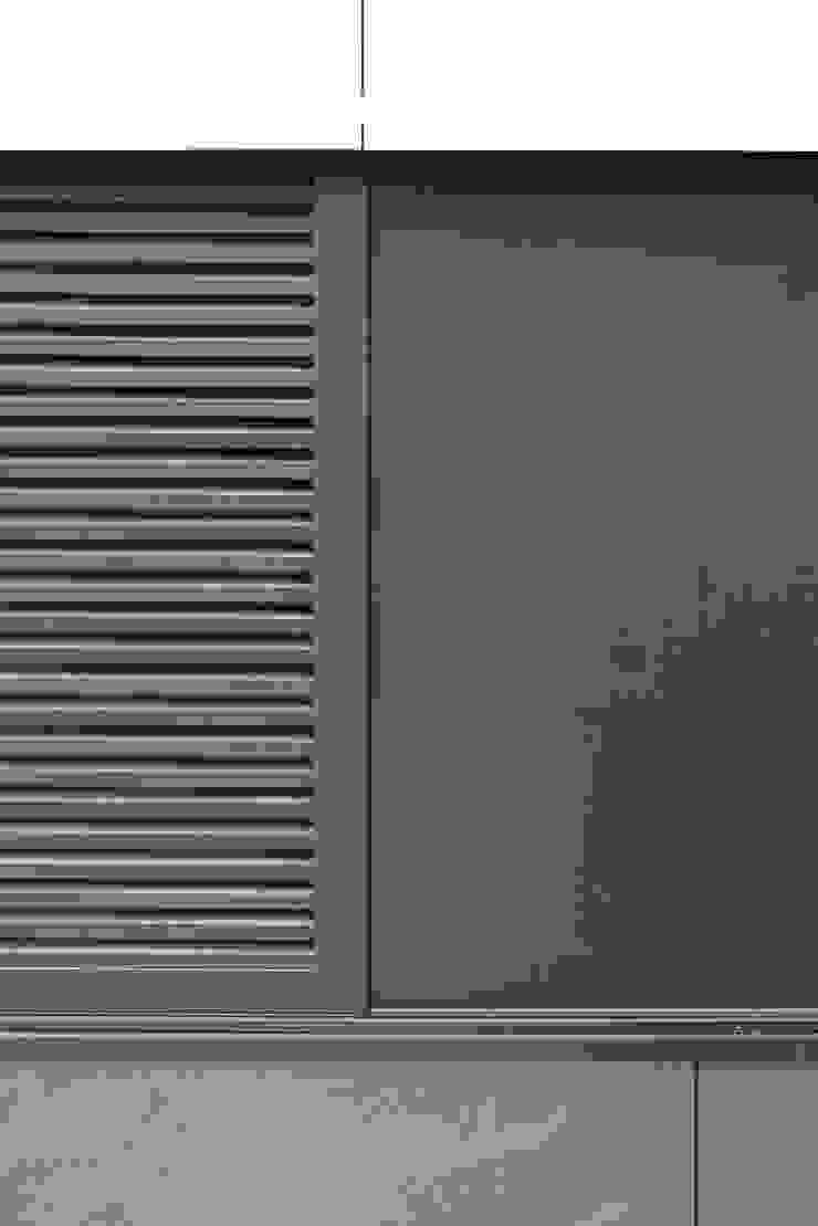 Modern houses by Sónia Cruz - Arquitectura Modern Aluminium/Zinc