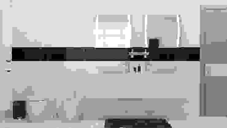 Жизнь за городом Ванная комната в стиле минимализм от Art Style Design Минимализм