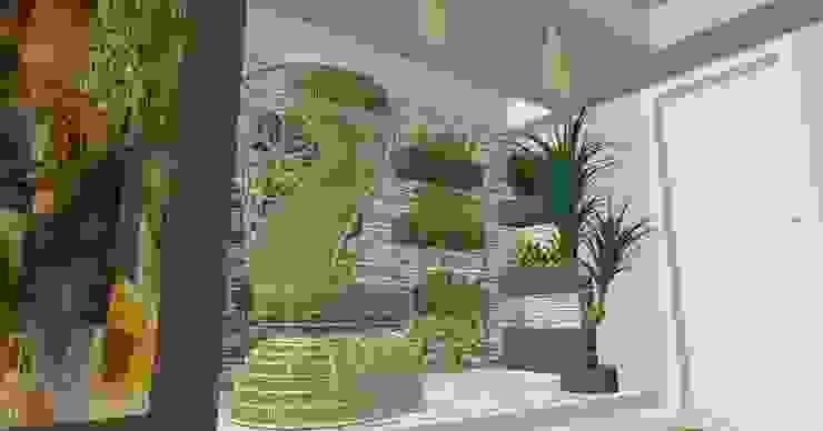 The in-door garden Jardin d'hiver classique par homify Classique