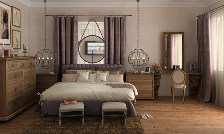 Bedroom by Art Style Design,