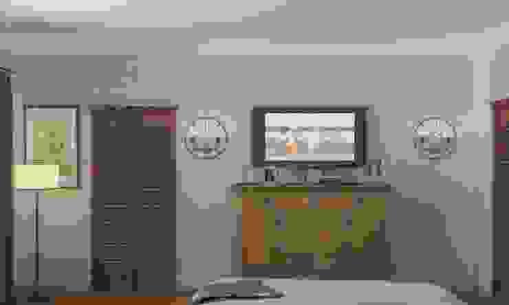 Уют прованса Спальня в колониальном стиле от Art Style Design Колониальный