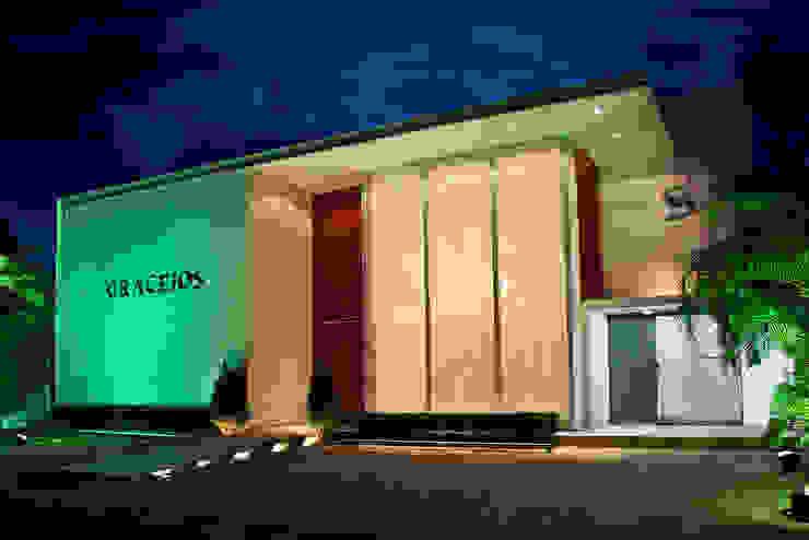 Gracejos Recepções Casas modernas por Martins Lucena Arquitetos Moderno