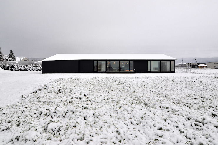 Modern houses by TAC一級建築士事務所 Modern