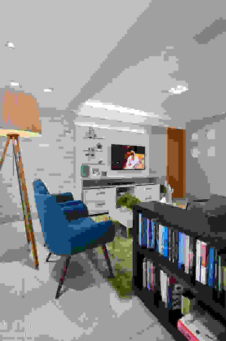 NOVO LAYOUT LIVING por LizRibeiro Arquitetura