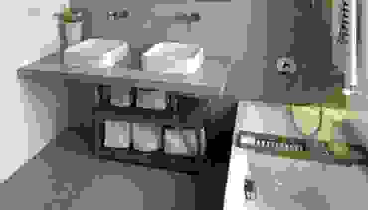 Baños de estilo  por Inmateria