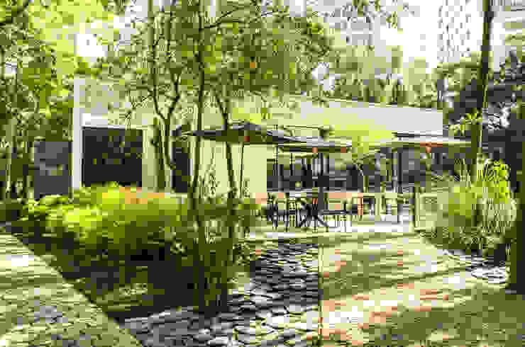 Restaurante Japonês – Clube Pinheiros Cozinhas asiáticas por Nórea De Vitto e Beto Galvez Interiores Asiático