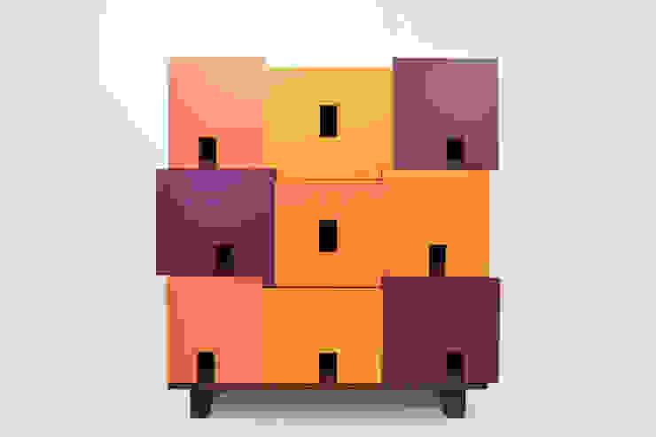 GUARDAJUATO by APOTEMA de APOTEMA Estudio de Diseño Minimalista Tablero DM