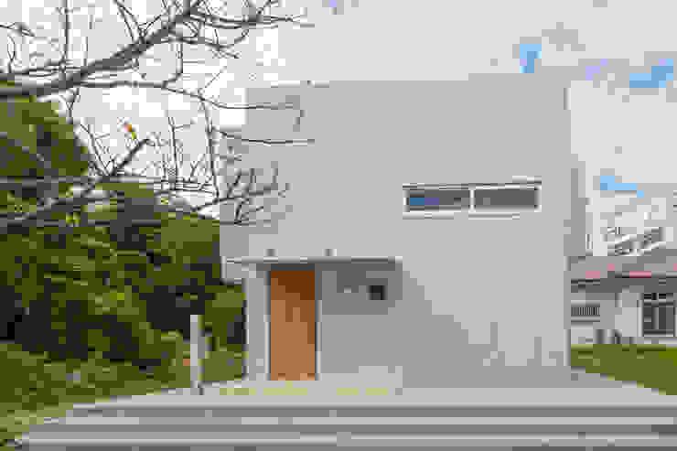 絆の家 プラソ建築設計事務所 モダンな 家