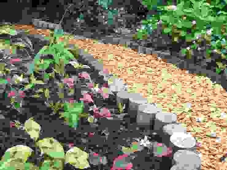 Eclectische tuinen van jardinier Kirikui Eclectisch