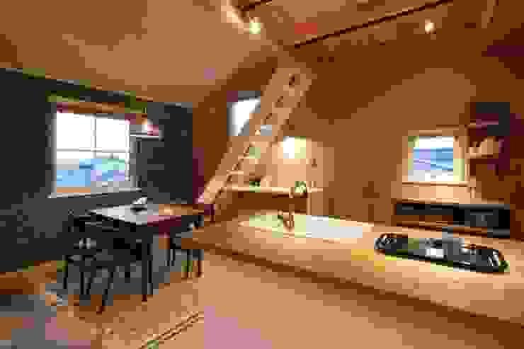 S's HOUSE 北欧デザインの ダイニング の dwarf 北欧