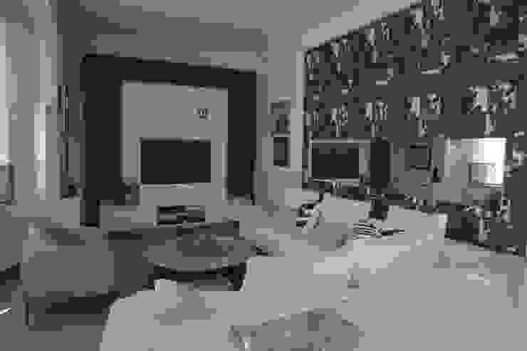 Bebekte Ev Modern Oturma Odası Bozantı Mimarlık Modern