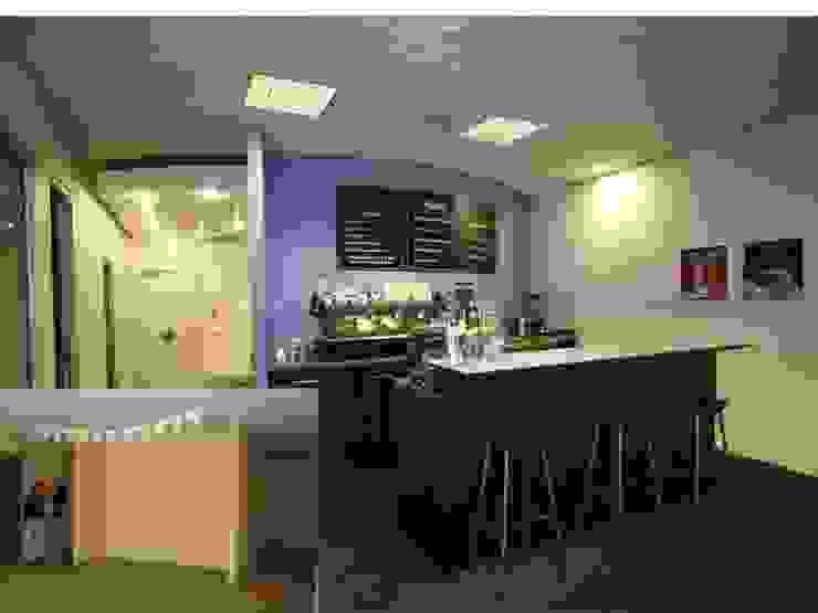 Cafe Nero Ofisi Modern Mutfak Bozantı Mimarlık Modern