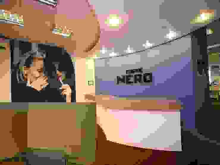 Cafe Nero Ofisi Modern Çalışma Odası Bozantı Mimarlık Modern