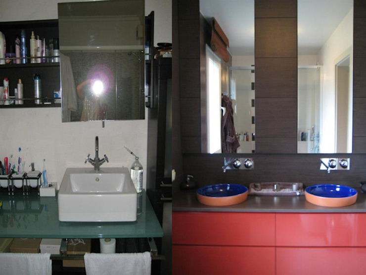 Bozantı Mimarlık – Baheşehirde Ev:  tarz Banyo