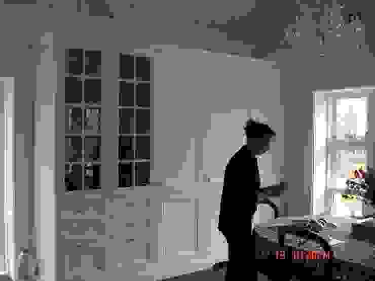 Kemer Country'de Ev Modern Yatak Odası Bozantı Mimarlık Modern