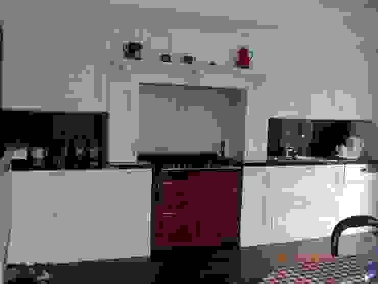 Kemer Country'de Ev Modern Mutfak Bozantı Mimarlık Modern