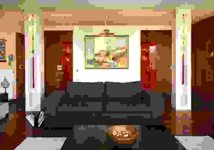 Ulus'ta Ev No.1 Modern Oturma Odası Bozantı Mimarlık Modern
