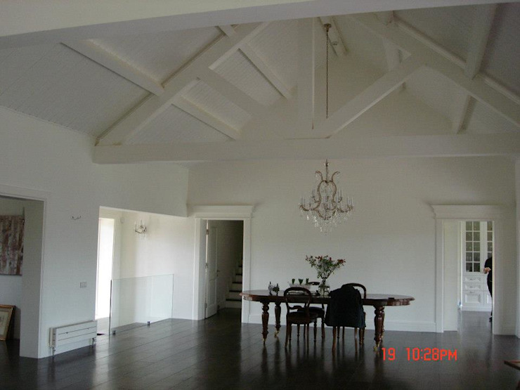 Kemer Country'de Ev Modern Yemek Odası Bozantı Mimarlık Modern