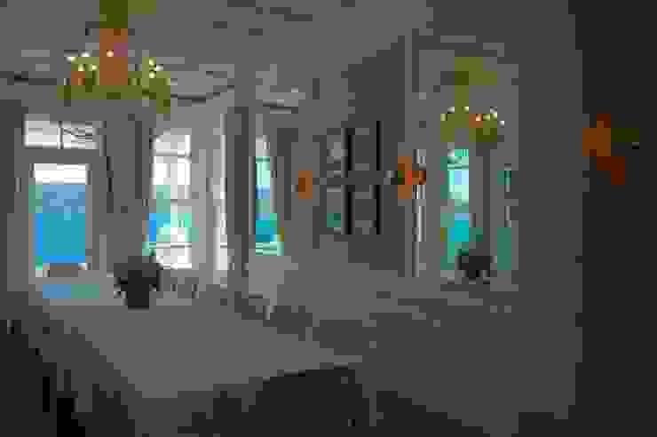 Gazebo Restaurant Yeniköy Modern Yemek Odası Bozantı Mimarlık Modern