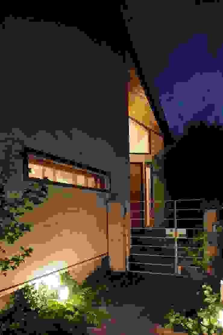ピアノと暮らす家 北欧風 家 の アトリエグローカル一級建築士事務所 北欧