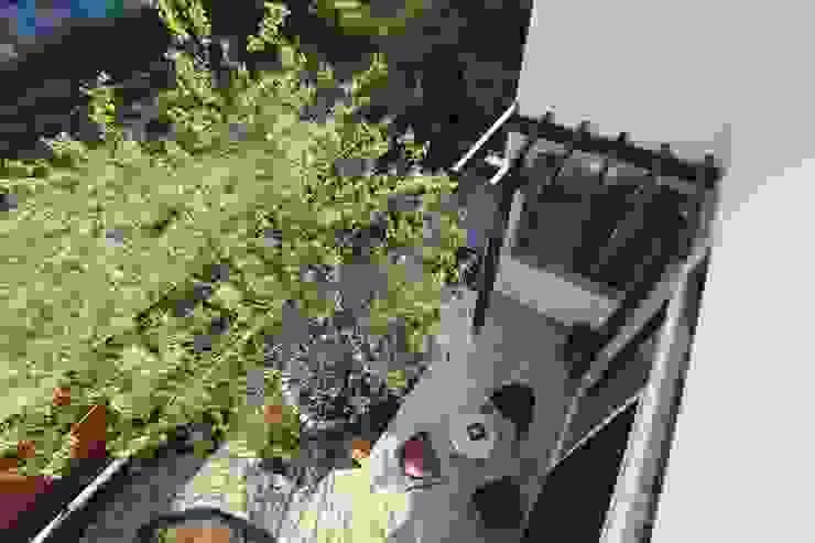 Garden by アトリエグローカル一級建築士事務所, Scandinavian