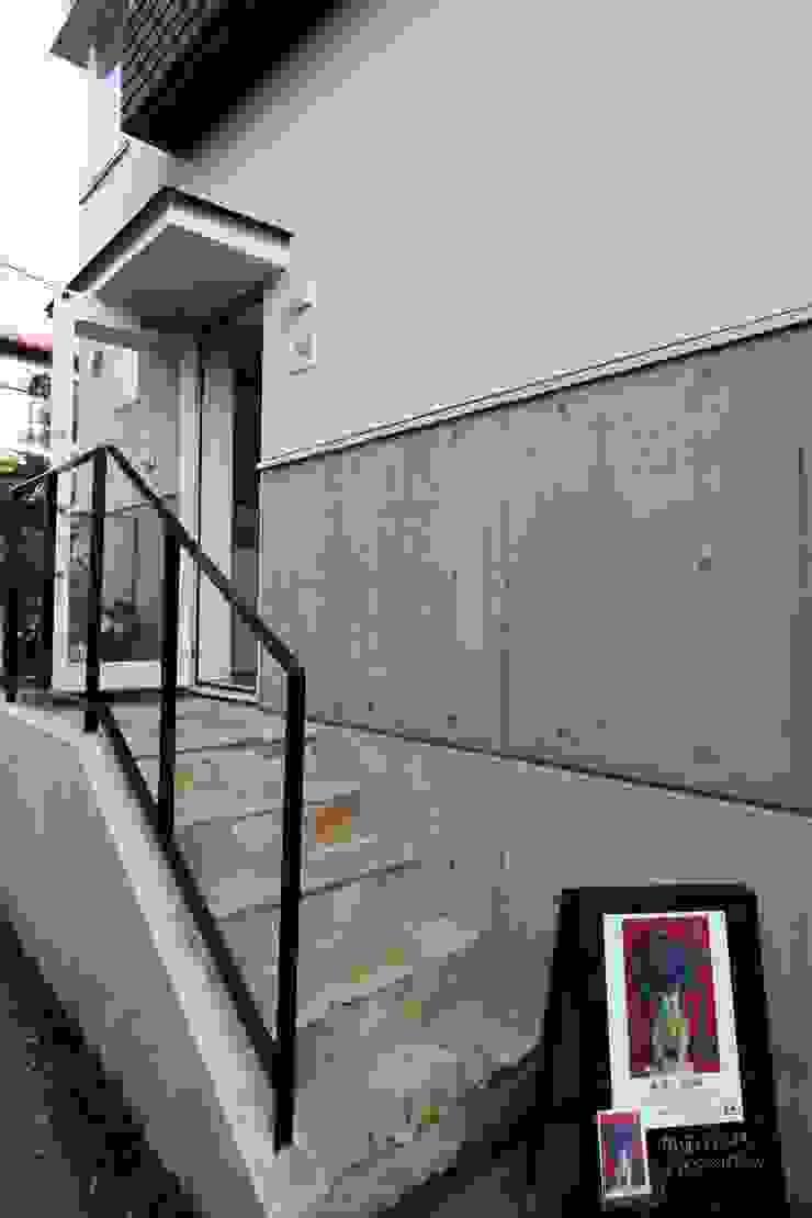 ギャラリーのある家 北欧風 家 の アトリエグローカル一級建築士事務所 北欧