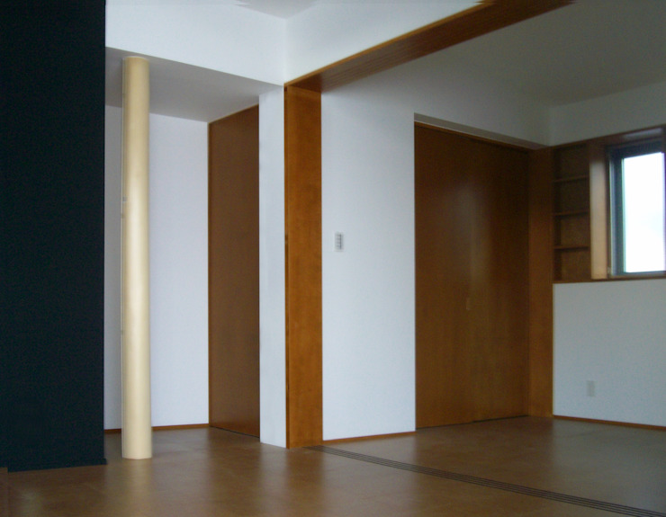 高円寺の家 モダンデザインの 子供部屋 の 川村崇建築計画事務所 モダン