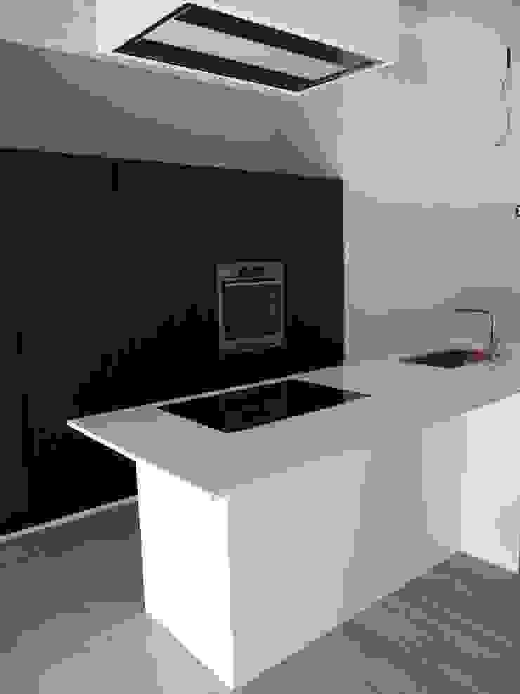 la cucina Cucina moderna di Archética Moderno