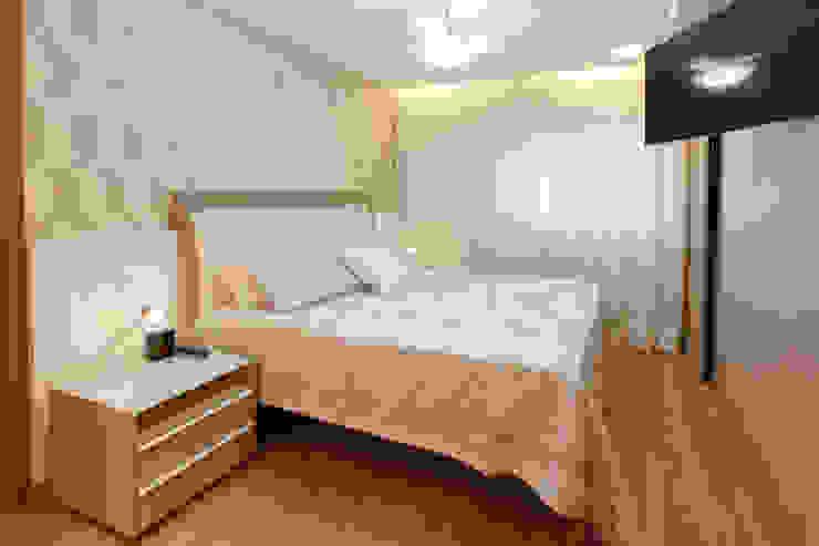 Suite master Quartos modernos por Novità - Reformas e Soluções em Ambientes Moderno