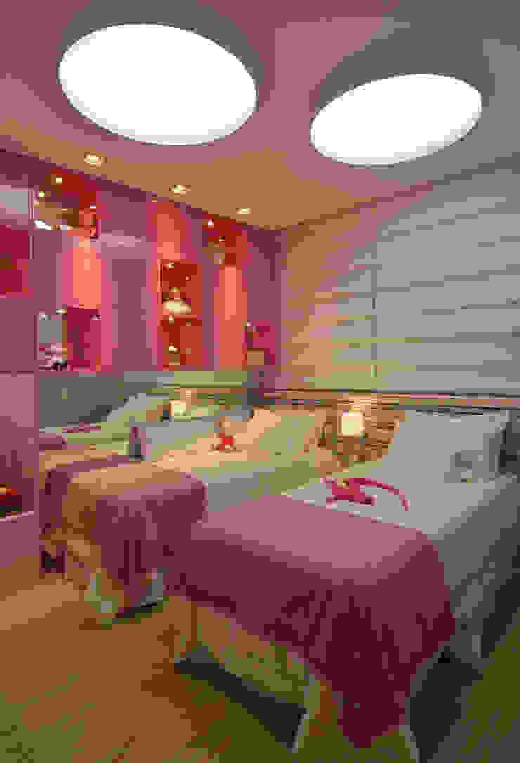Apartamento Itacorubi Gran Classic 1 Quarto infantil moderno por ANNA MAYA ARQUITETURA E ARTE Moderno