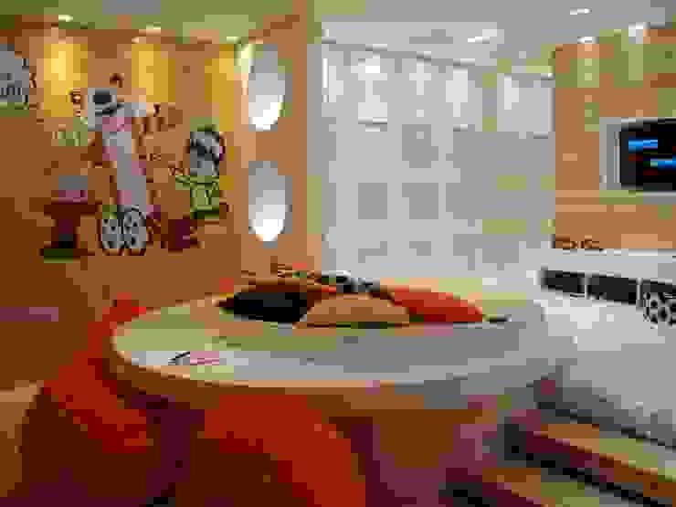 Modern nursery/kids room by ANNA MAYA ARQUITETURA E ARTE Modern MDF