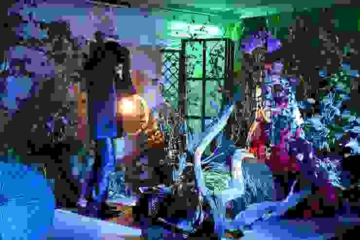 歌庭ユニット 柳と蛙 クラシカルな 庭 の 株式会社冬樹庭園 クラシック