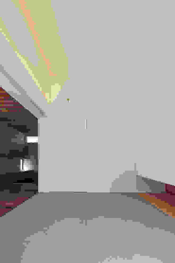 和室の収納|深沢の家 オリジナルデザインの 多目的室 の U建築設計室 オリジナル