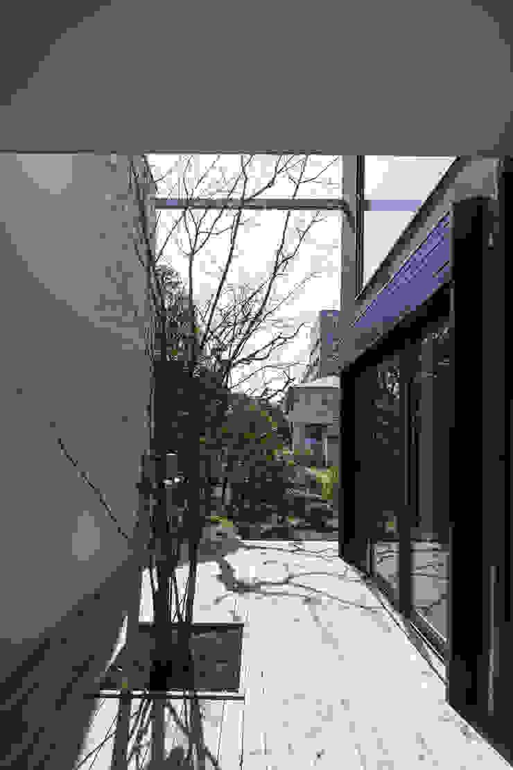 デッキテラス|深沢の家 オリジナルデザインの テラス の U建築設計室 オリジナル