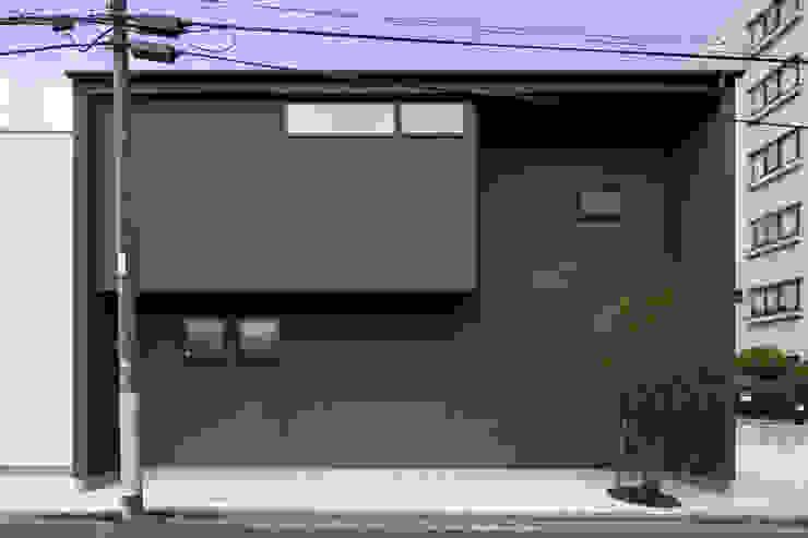 外観|深沢の家 ミニマルな 家 の U建築設計室 ミニマル
