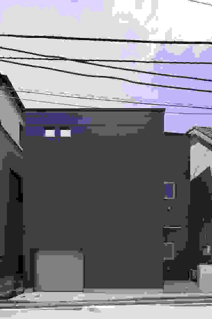 鶴見の家 ミニマルな 家 の U建築設計室 ミニマル