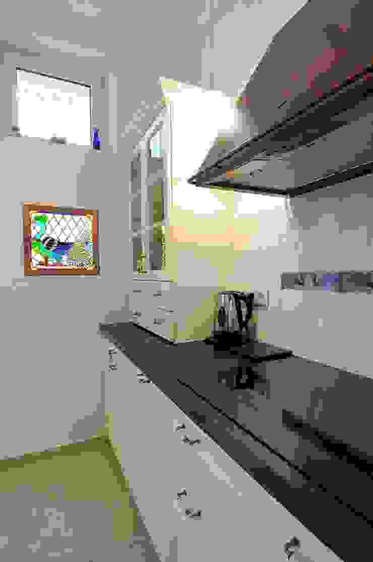 ARTEMA PRACOWANIA ARCHITEKTURY WNĘTRZ 廚房