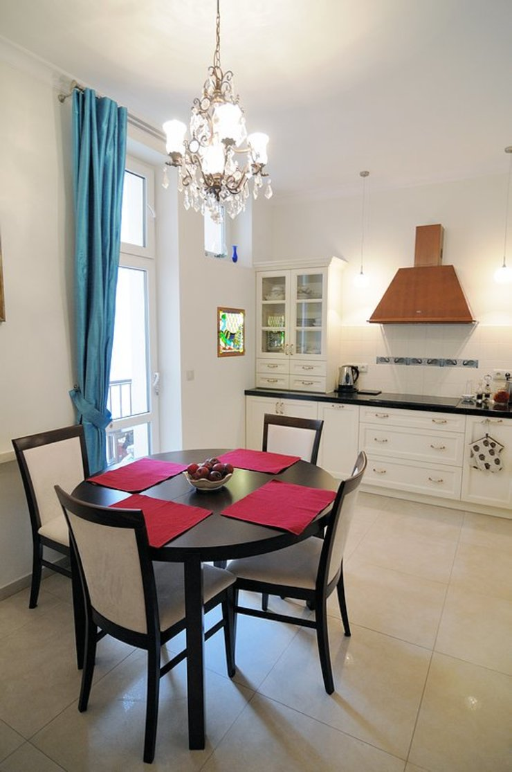 ARTEMA PRACOWANIA ARCHITEKTURY WNĘTRZ Kitchen White