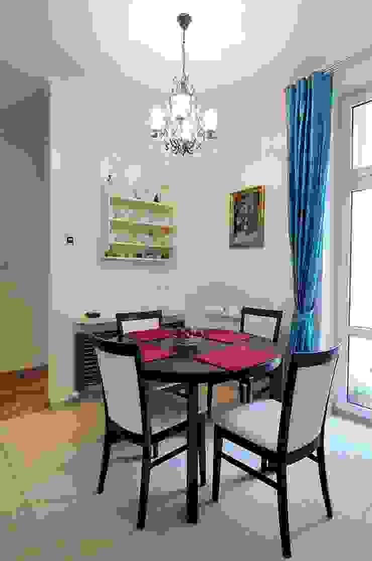 ARTEMA PRACOWANIA ARCHITEKTURY WNĘTRZ Classic style dining room