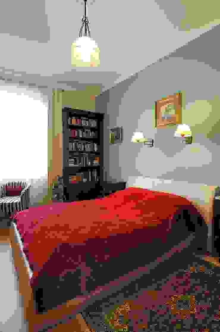 ARTEMA PRACOWANIA ARCHITEKTURY WNĘTRZ Classic style bedroom