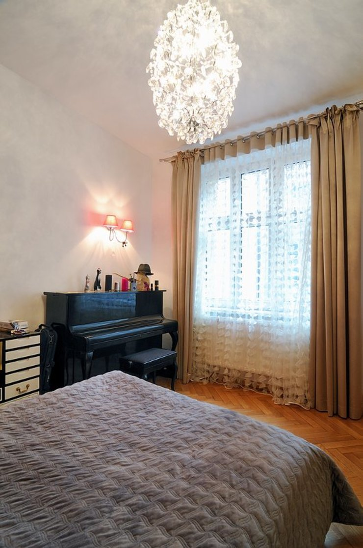 ARTEMA PRACOWANIA ARCHITEKTURY WNĘTRZ Modern Bedroom