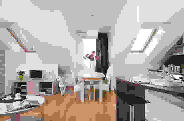 ARTEMA PRACOWANIA ARCHITEKTURY WNĘTRZ 现代客厅設計點子、靈感 & 圖片